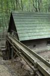 Die Mühle am Lenauteich