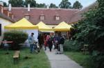 Im Pfarrhof in Leopoldsdorf