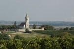 Die Kirche von Höflein