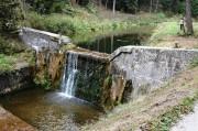 Wenig Wasser im Johannesbach