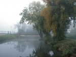 Brücke bei Achau