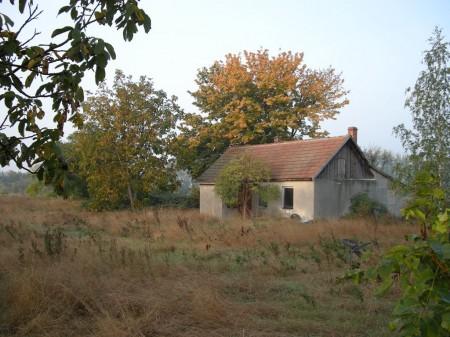 Ich mag alte Häuser
