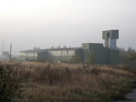 Altes Wienerberger Trägerwerk in Leopoldsdorf (neben Merkur)