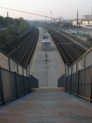 Überquerung der Ostbahn