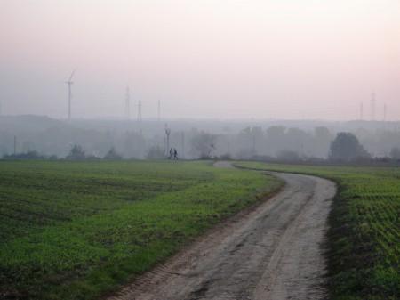 Richtung Unter-Laa