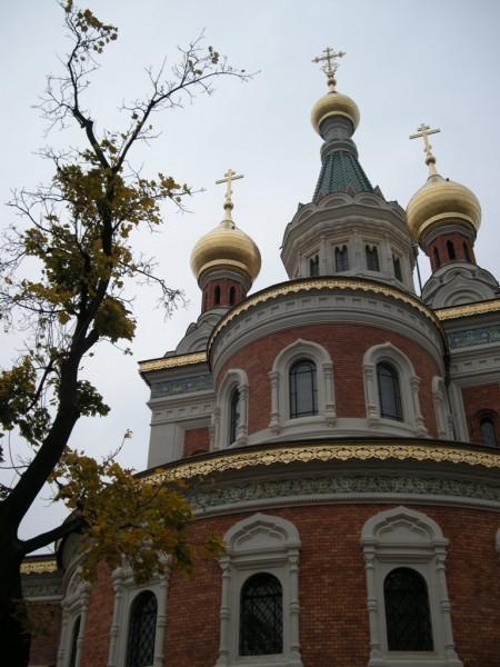Nicht in Moskau - in der Nähe der Ungargasse