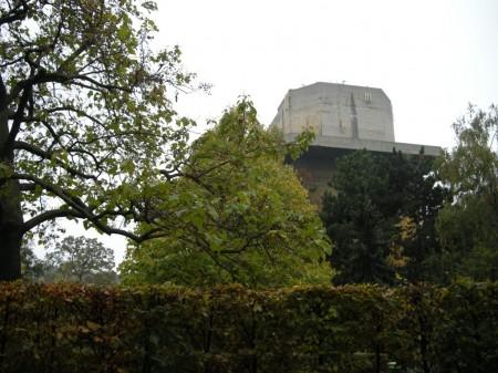 Die Flaktürme beim Ahrenbergpark