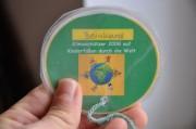 Klimaschützer 2008 auf Kinderfüßen durch die Welt