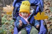 Lokie liebt große Blätter