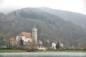 Die Kirche von Greifenstein