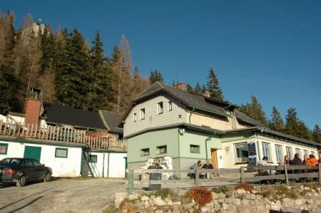 Waxriegelhaus & Aussichtsfelsen