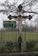 Ich fuhr Richtung Wien und kam wieder zu diesem Kreuz...