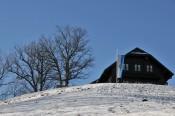 Die Kirchenberg-Hütte rückt immer näher