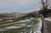 Der untere Kirchenbauer, im Tal Hainfeld