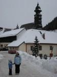 Der Annaberger Kirchturm