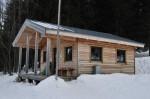 Hütte der Schischule am Josefsberg