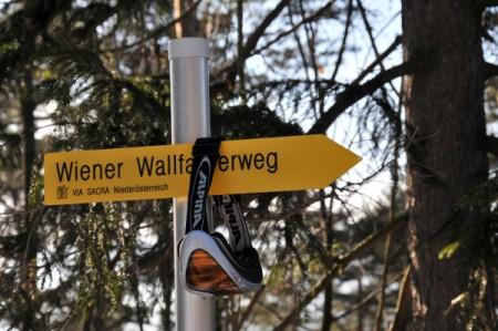 """Sakra, schon wieder eine """"Via Sacra"""" - so heißt so ziemlich allesin Niederösterreich, was irgendwann in Mariazell endet"""