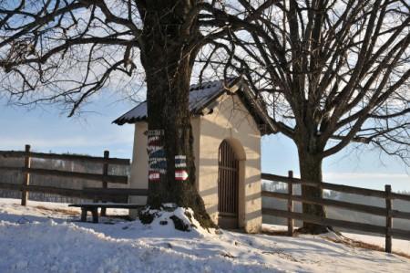 Kapelle beim Gasthof Jagasitz
