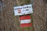 3 1/2 km bis zum Goldenen Bründl