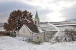 Ich folgte einem Kreuzweg bis zu diesem 1865 errichteten Kircherl