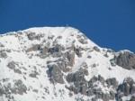 Der Sinabell (Berg in der Dachstein-Gruppe oberhalb der Ramsau)
