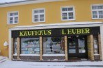 Kaufhaus Huber stellt seine Putzmittel aus