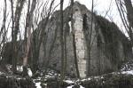 Die Ruine Scharfeneck