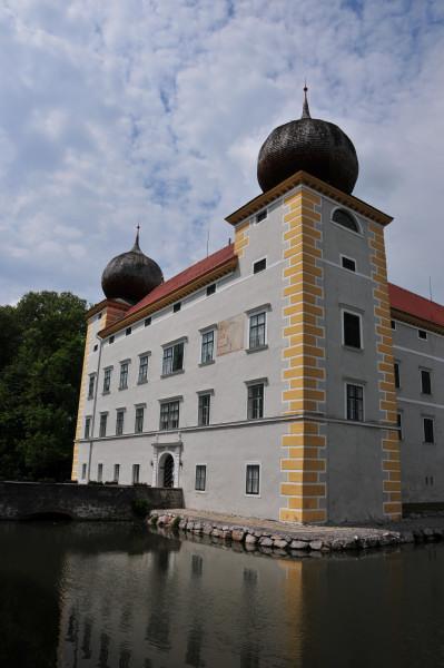 Das Wasserschloß Kottingbrunn