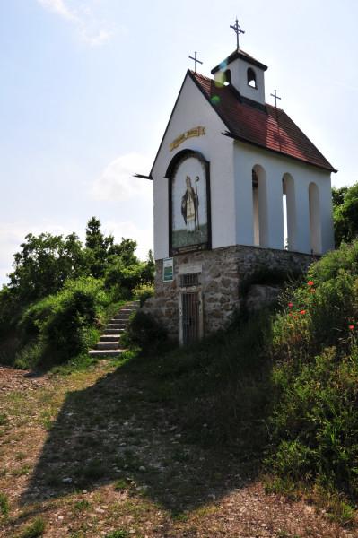 Bei der Urbanus-Kapelle angelangt