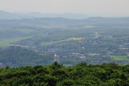 Diesiger Blick auf Neulengbach