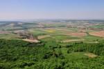 Ausblick vom Turm nach Nordwesten