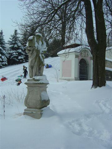 Der Kreuzweg in Heiligenkreuz
