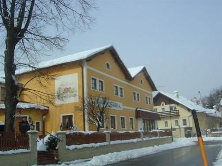 Gasthof in Siegenfeld
