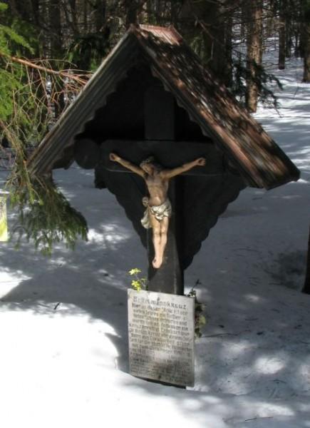 Das Bettelmannkreuz