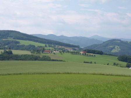 Ausblick von der Rudolfshöhe