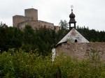Die Ruinen von Markel und Landstein