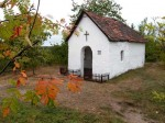 Die Lourdes-Kapelle bei Landstejn
