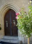 Seitenportal der Pfarrkirche