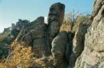 Felstürme aus Gföhler Gneis