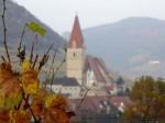 Weißenkirchen in Herbststimmung