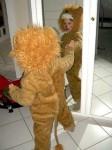 Bin ich nicht ein schöner Löwe?