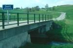 Zwettlbrücke unterhalb Wurmbrand