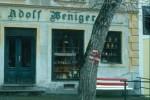 Altes Geschäft in Rosenau
