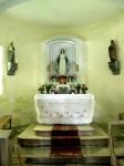 Altarraum der Hochedlerkapelle