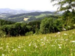 Ausblick in den Kerschenbach
