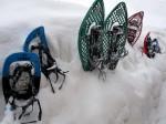 Unnötige Schneeschuhe?
