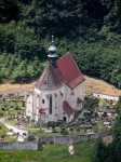 Gotische Kirche Kleinwien