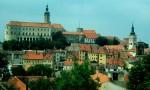 Grenzstadt Mikulov, das altösterreichische Nikolsburg