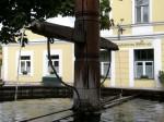 Marktbrunnen mit Herberge zum schwarzen Bären