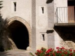 Turmdurchgang bezeichnet mit 1502